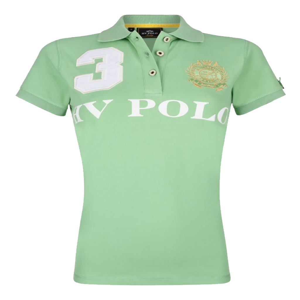 Polo Favouritas Eq Ss Pistache HV Polo