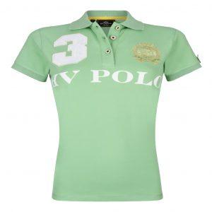 Polo Favouritas Eq Ss Pistache HV Polo