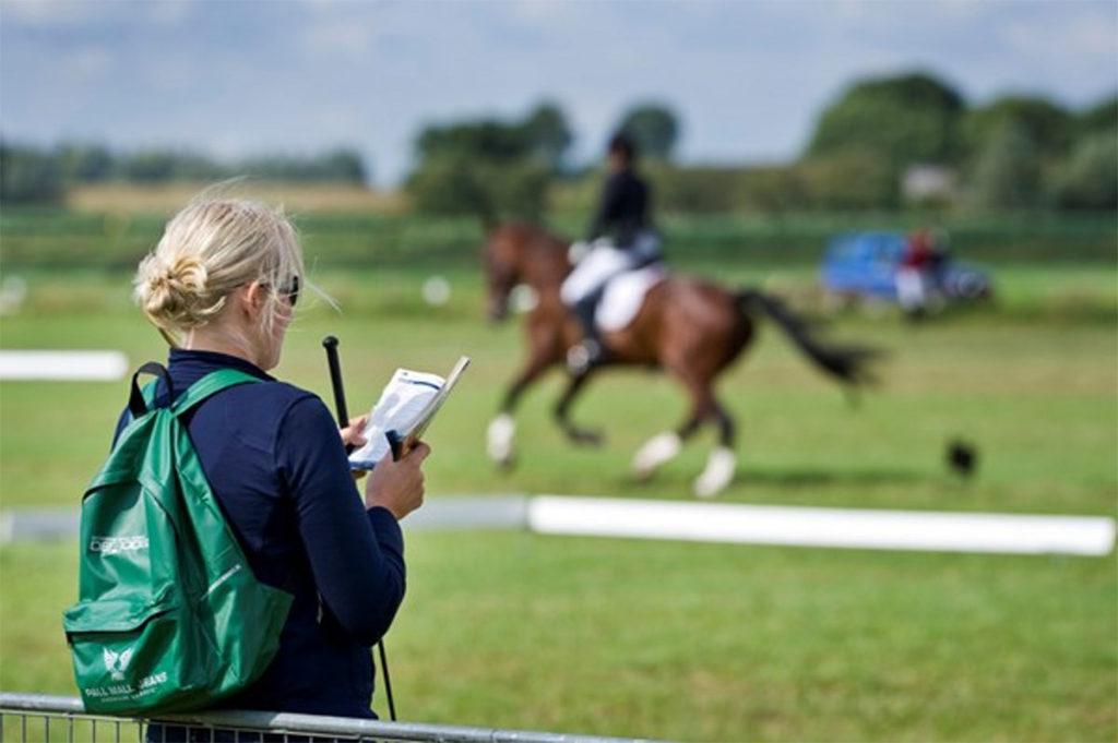 voorbereiding wedstrijd paard