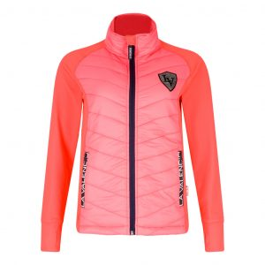 Vest Jeanette Roze La Valencio Voorkant Lava-181.1353Pi