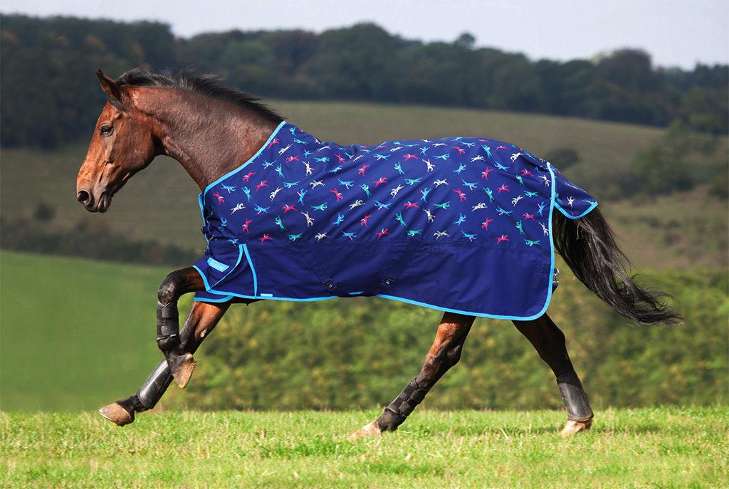 soorten dekens voor paarden