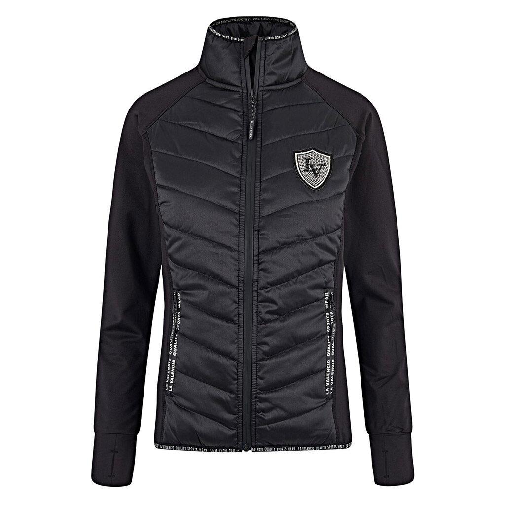 la valencio vest liora zwart