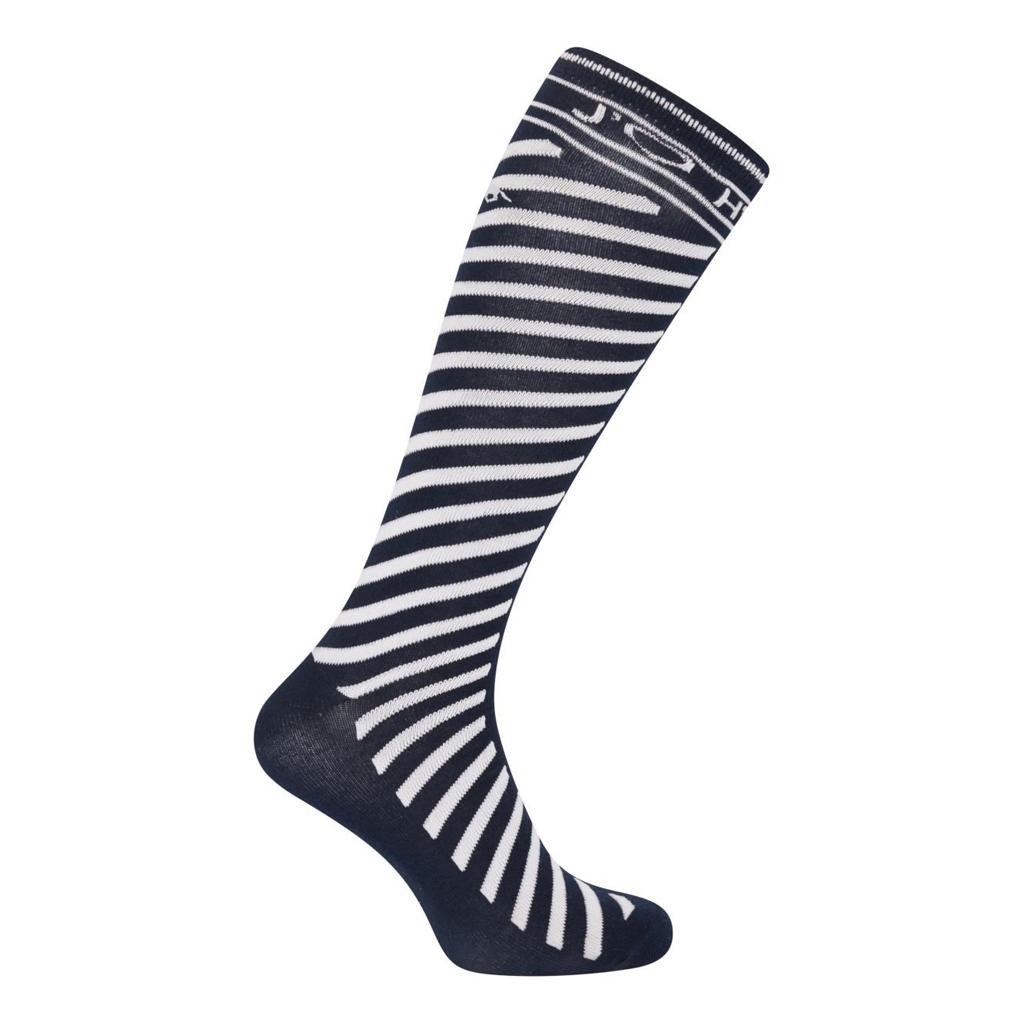 hv polo sokken jadore navy